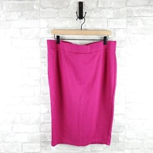 Torrid stretch pencil skirt | Size 1X